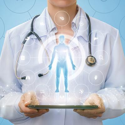 Docteur et hologramme
